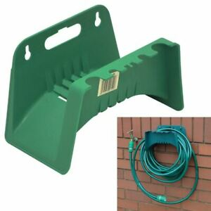 Wall-Mounted-Garden-Hose-Pipe-Hanger-Holder-Storage-Bracket-Shed-Fence-Cable