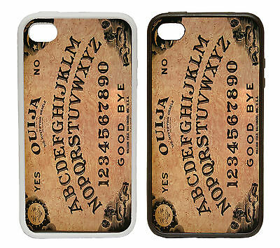 Ouija Board Printed Rubber and Plastic Phone Cover Case Super Natural Witch