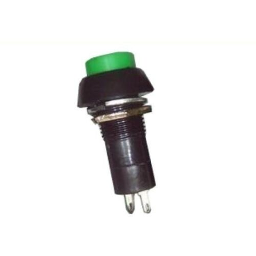 Push Button Switch On-Off Maintained Button 250V 3A DIY Green New PBS-11A