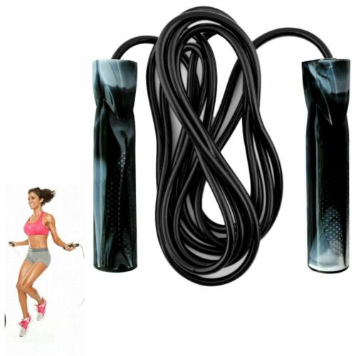 Speed Jumping Rope Bearing Skipping Fitness MMA Training Girls Lose Weight Rope