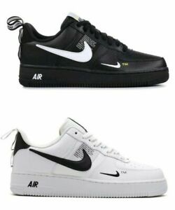 nike air force 1 07 bianche nere
