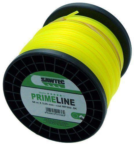 approx 56m Sawtec PrimeLine Nylon Brush-cutter Line Round 3mm Diameter