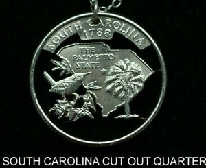 South-Carolina-Cut-Coin-Necklace-25-SC-Quarter-Palmetto-State-Cut-Coins-jewelry