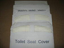 Tough Guy 2VEX6 Toilet Seat Covers, Pack of 5