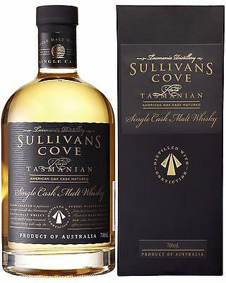 Sullivans Cove Matured in American Oak Cask Single Malt Whisky