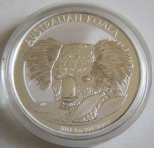 Australien-1-Dollar-2014-Koala