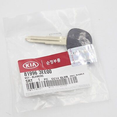 2006-2008 Kia Sorento Key Blank Genuine OEM 81996-3EE00 Kia Sorento Blank