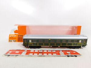 CE934-0-5-Primex-Maerklin-H0-AC-4199-Oldtimer-Schnellzugwagen-KBayStsB-NEUW-OVP