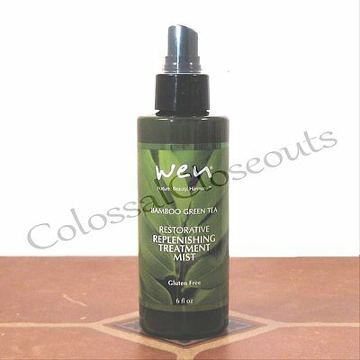 WEN by Chaz Dean Replenishing Treatment Mist 6 oz Choice of Scents Free Shipping