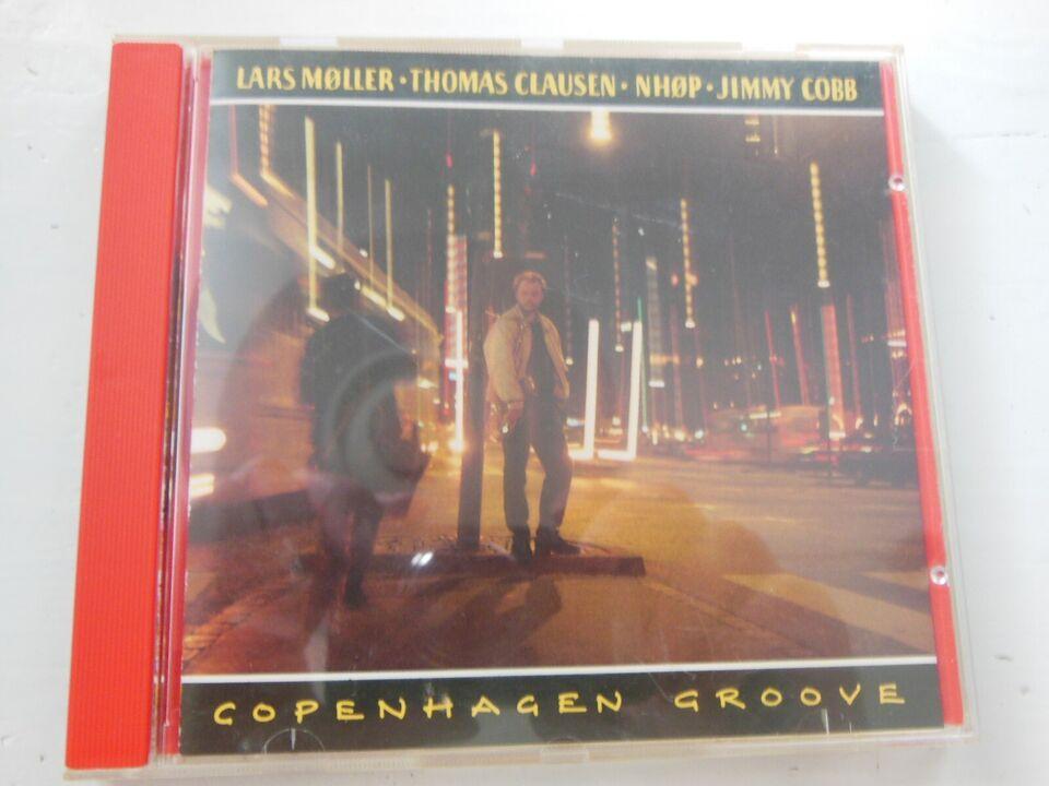 Møller / Clausen / NHØP / Cobb : Copenhagen Groove, jazz