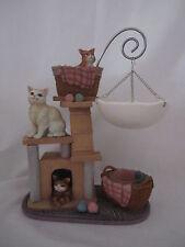 Yankee Candle 2013 Tart Wax Melts Warmer Festive Collection Kitty Cat Kittens