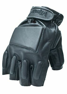 Special Ops Leather Tactical Shooters Mitts XXL Gloves