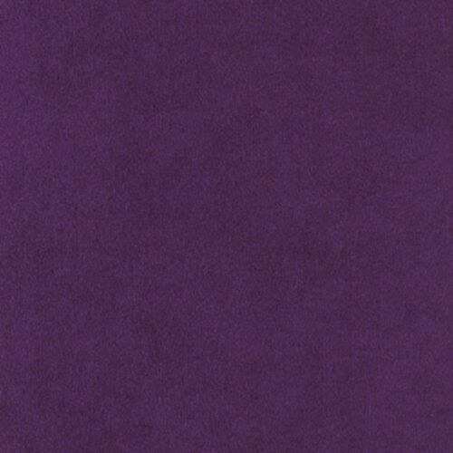 """Purple Soft Genuine Ultrasuede® ST 44/"""" Wide Fabric by the Yard #9376 Violine"""