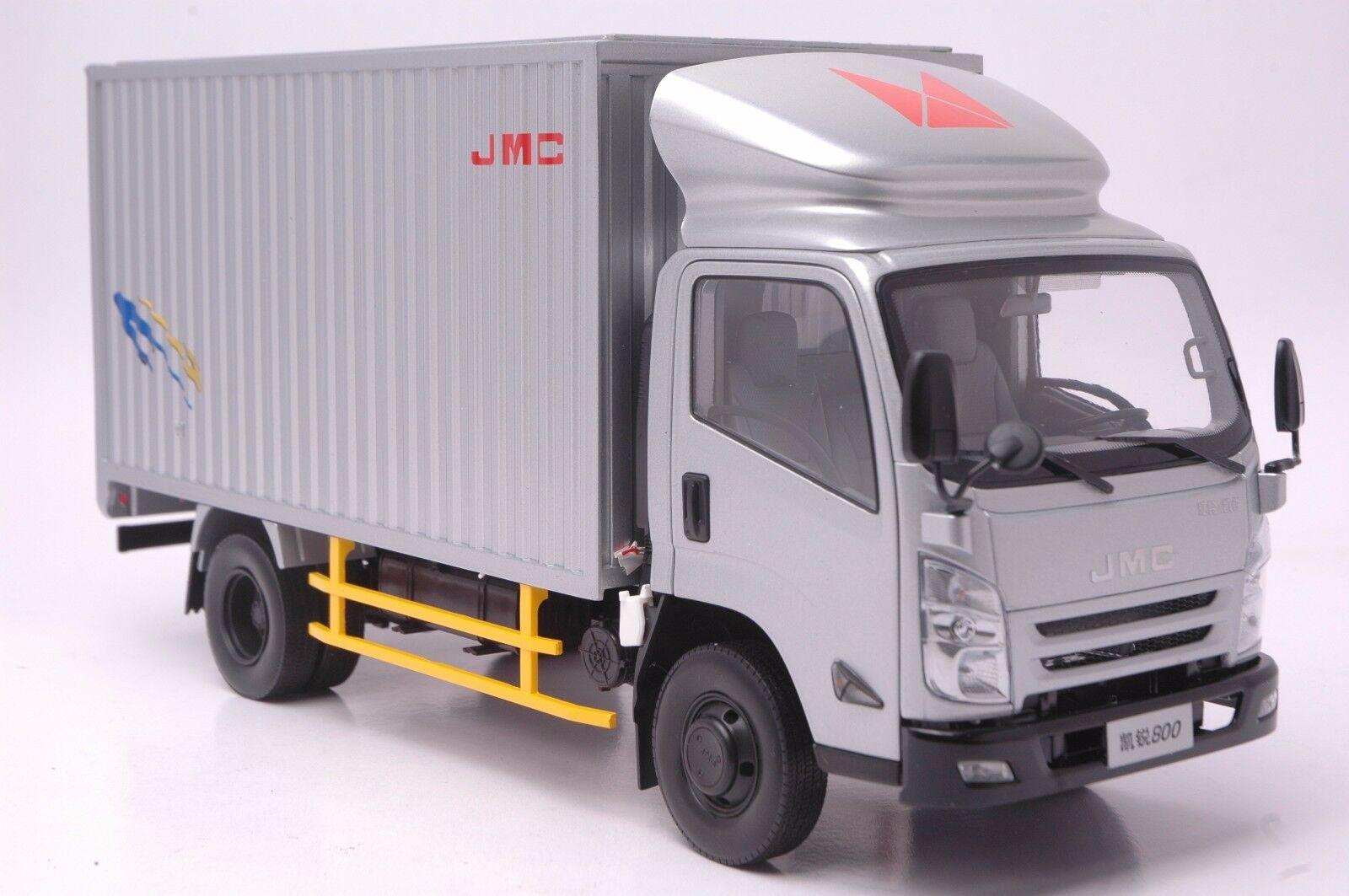 Jmc kairui N800 modelo de camión en escala 1 18 argento