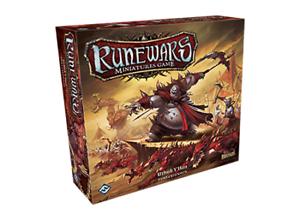 Uthuk y se un ejército de expansión  Runewars Juego de Miniaturas-Nuevo y Sellado