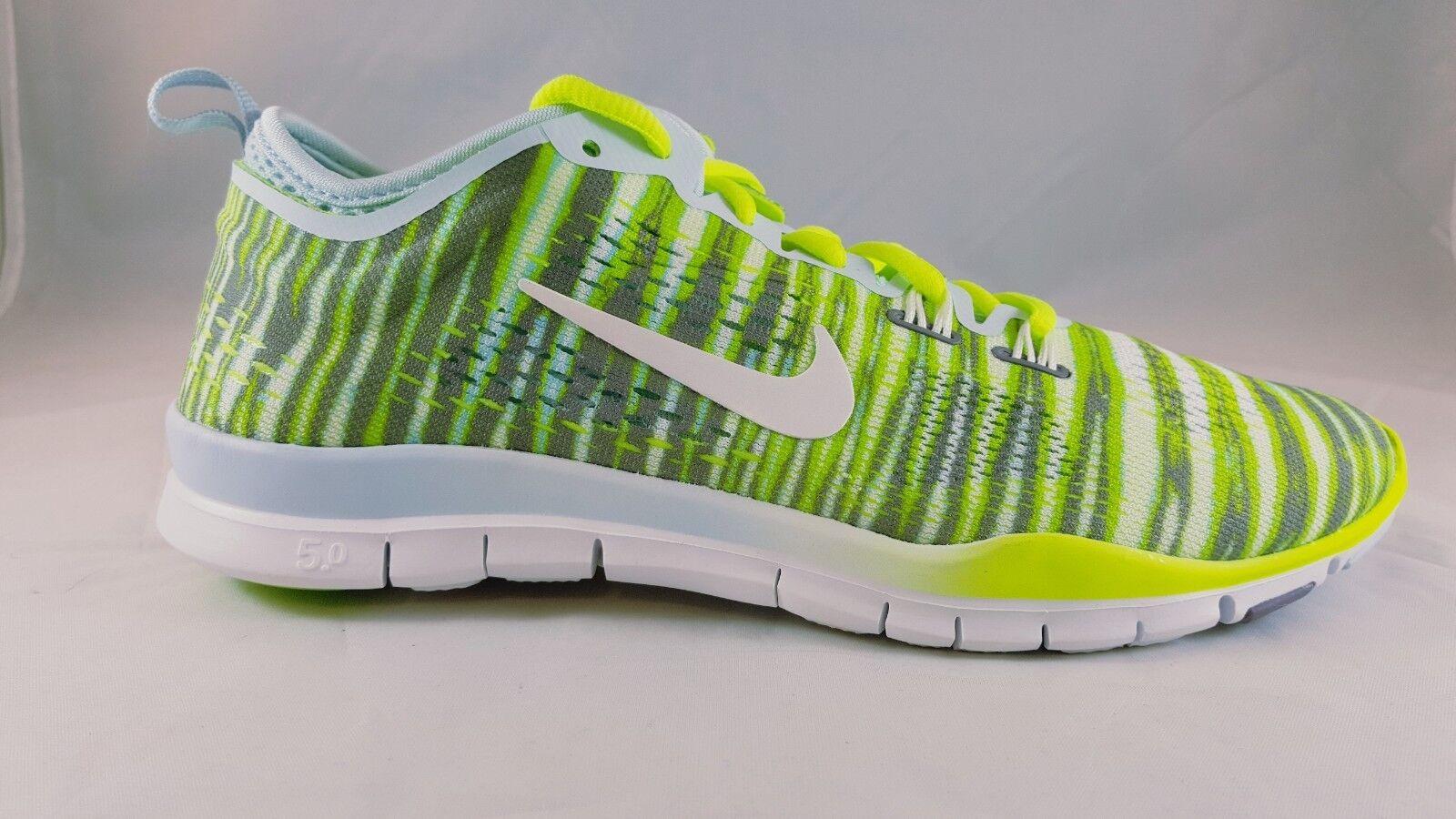 Nike Free 5.0 TR Fit 4 Women's Sneaker 629832 401 Size 6.5