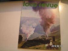 **c Loco Revue n°375 Système TVR / Brasage de la chaudière