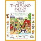 Kynsa Mil Er yn Kernewek: First Thousand Words in Cornish by Cornish Language Board (Paperback, 2014)