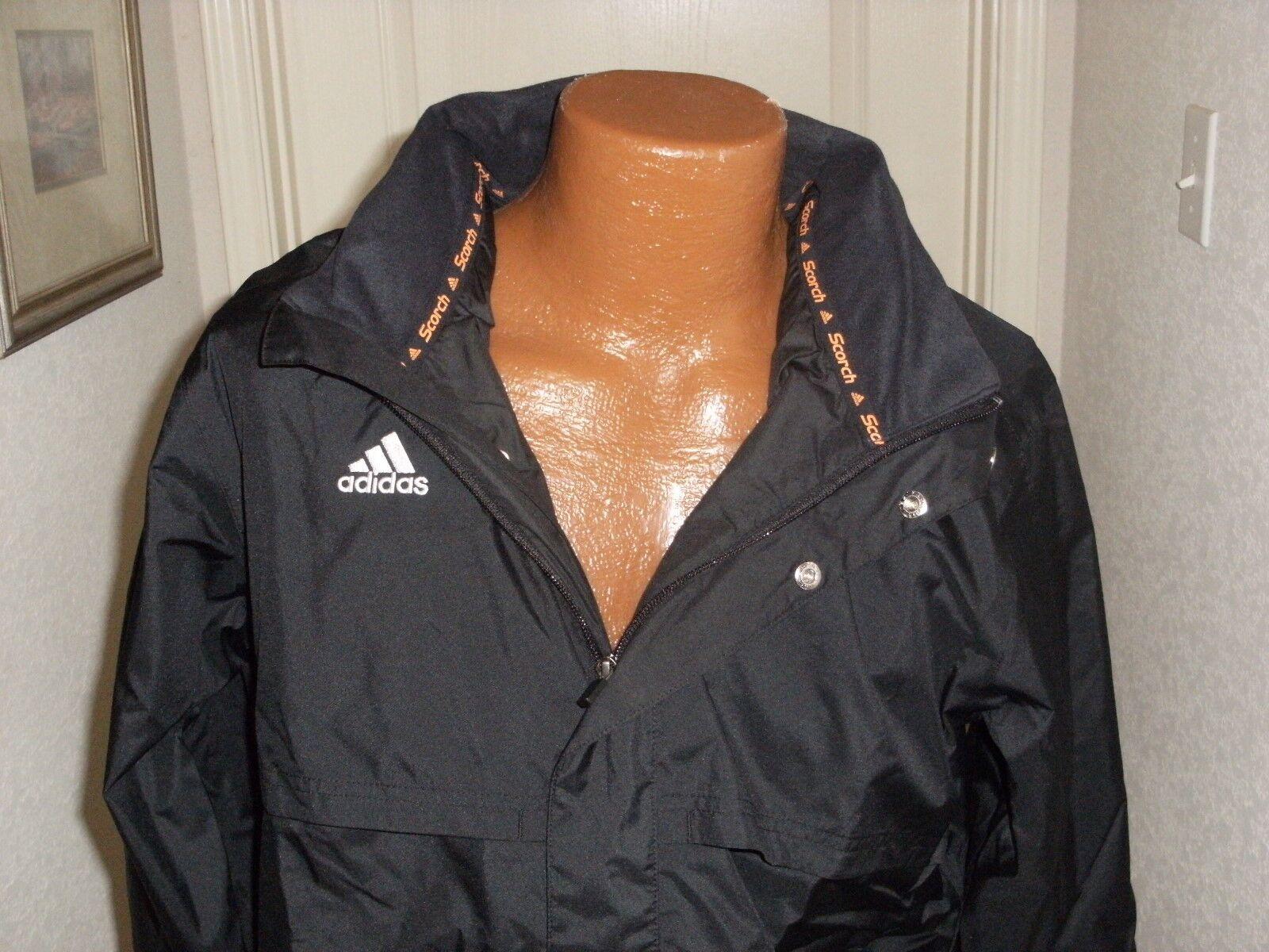 Adidas Uomo Sc Stadium Shel Suit W/Hidaway Hood