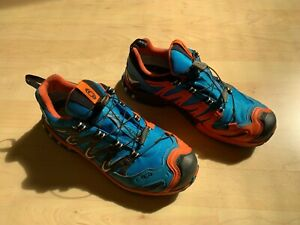 new concept 1867e 8b7a3 Details zu Salomon XA PRO 3D Ultra 2 GTX Outdoor Trecking Running Trail  Running Gr.44