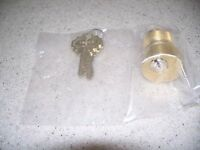 Kaba Ilco Mortise Cylinder 2 Keys Have Emtek On Them