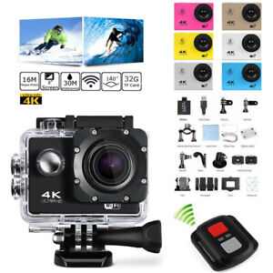 Full-HD-1080P-Sports-WiFi-Cam-Action-Camera-DV-Video-Recorder-Go-Pro-With-Remote