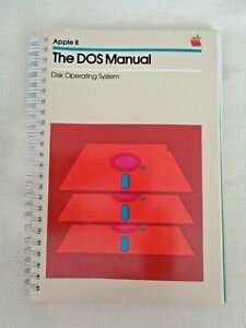 Apple-II-DOS-Manual-Disk-Operating-System-Computer-Software-Installation-Guide
