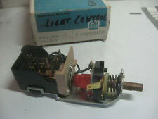 1964 Oldsmobile Guideomatic Headlight Switch Gm Delco 1995128 Nos