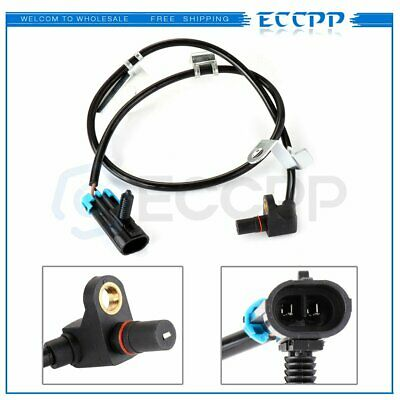 New Front ABS Wheel Speed Sensor For Chevy Express 1500 GMC Savana 1500