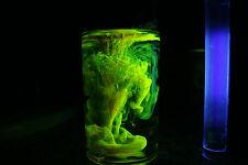 KIT chimie 1g de poudre fluorescente pour experience laboratoire gadget geek