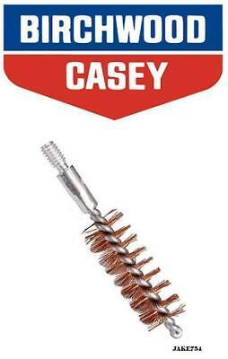 Birchwood Casey 45//12mm Caliber Handgun Bronze Bore Brush 41283