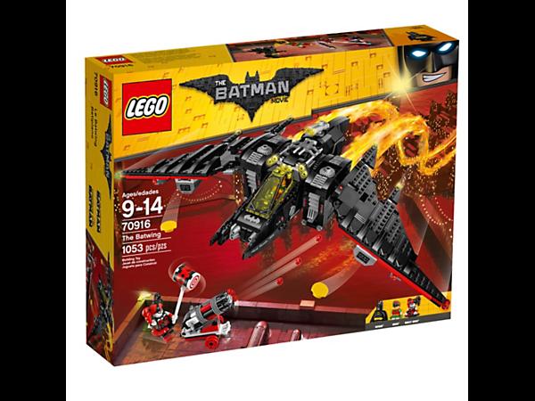 70916 LEGO BATMAN MOVIE BAT - AEREO PRODOTTO RITIRATO
