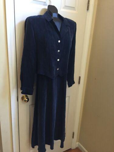 Rabbit Blazer Made Usa 100 Sz Rayon Blue In Suite Navy Dress 12 r4fWrYnqF