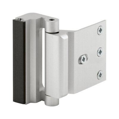Merveilleux Prime Line Satin Nickel Silver Aluminum Entry Door Blocker 1 Pk | EBay
