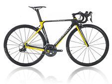 Bici corsa carbonio Saccarelli 35 Shimano Ultegra 11 Vision Trimax 30 road bike
