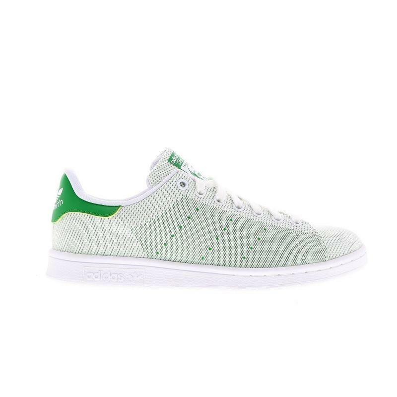 Da Uomo ADIDAS STAN SMITH verde/bianco Tessile Casual BB5793