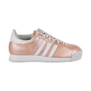 Adidas Originals Samoa J Big Kids' / Girls Shoes Rose Gold / Cloud ...
