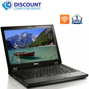 "Dell Laptop Latitude 14.1"" Core i5 4GB RAM 1TB HD DVD Wifi Windows 10 Pro PC"