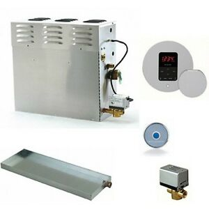 Mr Steam Steam Bath Generator Day Spa CT9E Steam Room Unit Covers ...