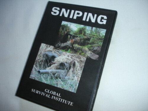 Guía de capacitación de francotirador C1 francotiradores - - CAMUFLAJE de Seguimiento de Caza-equipo de súpervivencia