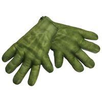 Avengers Hulk Gloves Hands Halloween Costume Accessory