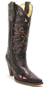 27 Cowboy Stiefel Westernstiefel Texas katalanischen Stil Fashion American Bull 37