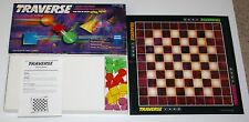 Traverse Checkers Gone Wild Game Educational Insights 1992 COMPLETE wood pieces