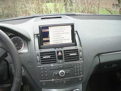 Mercedes COMAND 2Gb Micro SD USB Media Interface Kabel Cardreader W212 C207 W221