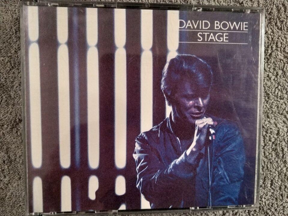 David Bowie: Stage, rock