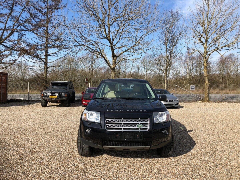 Land Rover Freelander 2 2,2 TD4 SE aut. 5d