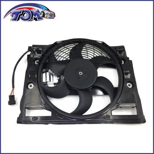 Brand New Ac Condenser Cooling Fan For Bmw 320i 323i 325i 328i 330i 64546988913