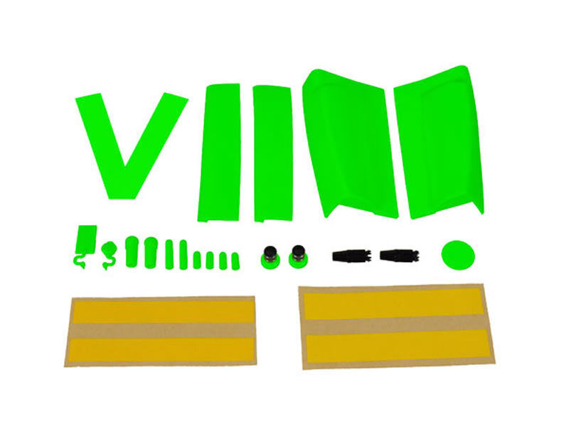 Custom linea Upgrade Kit Neon-Verde, controllo VBAR