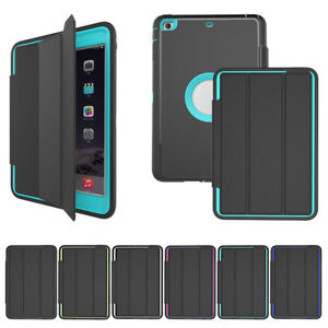 Heavy-Duty-Smart-Cover-Shockproof-Case-for-iPad-2-3-4-New-2018-9-7-034-MINI-123