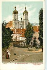 Stiftskirche, St Gallen, Switzerland